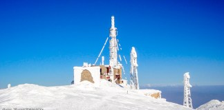 Antena Peak Pelister National Park Macedonia