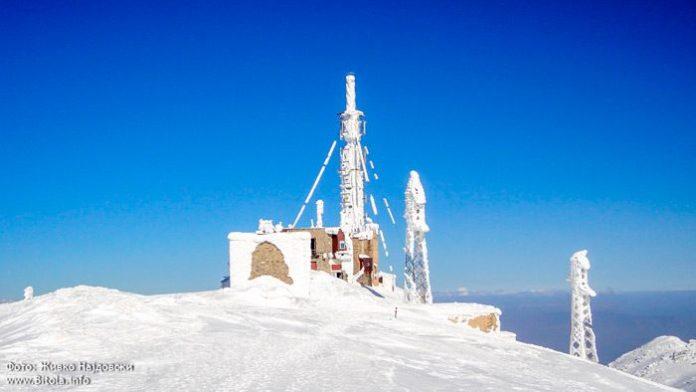 Antena Peak Pelister National Park Macedonia