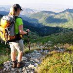 Hiking on National Park Pelister