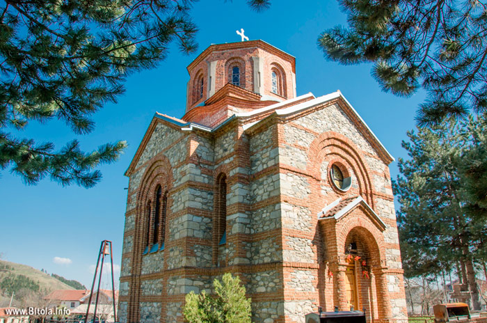 St Gabriel the Archangel Church Dovledzik Bitola