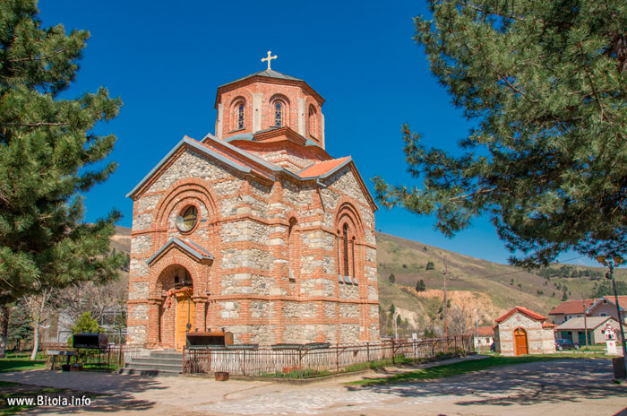 Read more about the article St. Gabriel the Archangel Church (Црква Св. Архангел Гаврил)