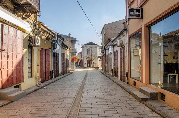 Bitola old bazaar 01