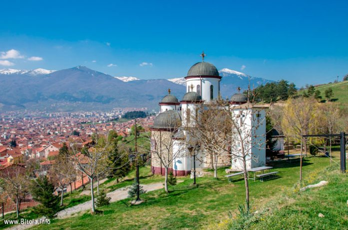 Krkardash - 40 Holy Martyrs Church (Кркардаш- Св 40 маченици) - Bitola, Macedonia