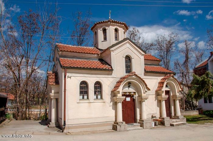 Read more about the article St. Pantelejmon (Св. Пантелејмон) Church