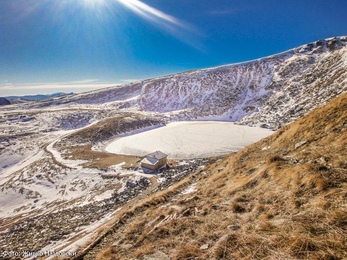 Golemo Ezero - Big Lake - Pelister National Park, Macedonia