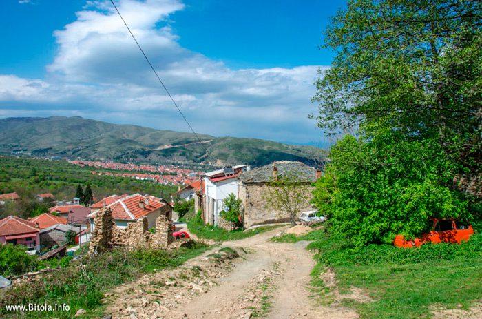 Lavci village - Bitola, Macedonia