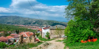 Lavci village - Bitola, Macedonia