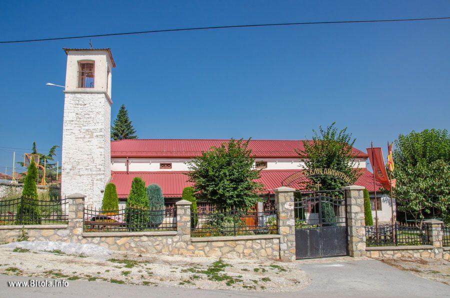 Read more about the article St. Demetrius church (Св. Димитриј) village Bukovo