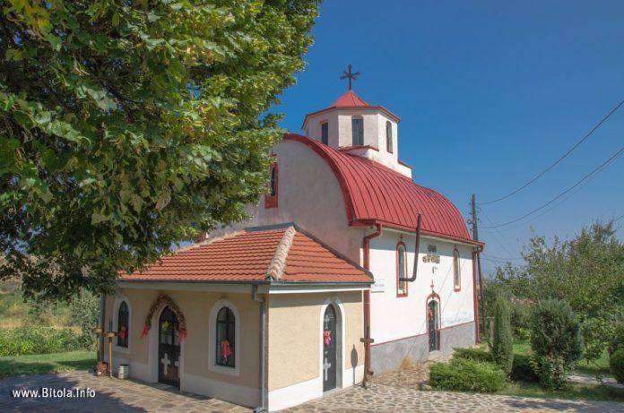 Holy Trinity church - Bukovski Livadi