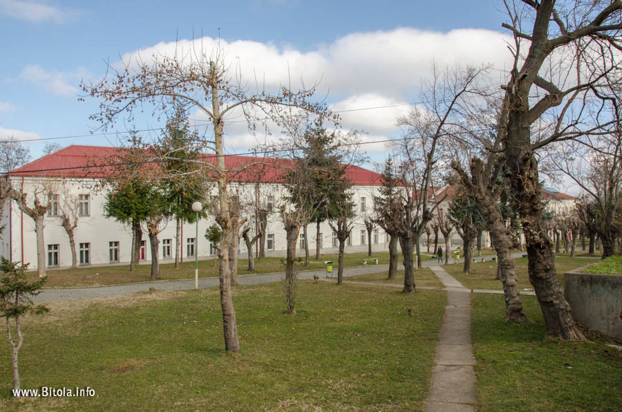 Read more about the article Student Dormitory – Koco Racin Bitola