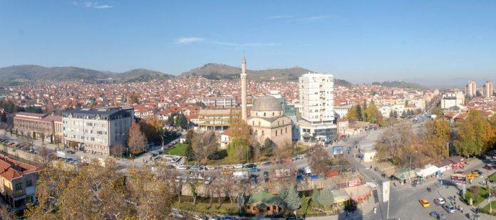 Панорама на Битола од Саат кулата