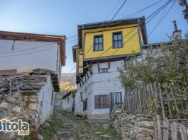 Malovishta village, Bitola Municipality, Macedonia - traditional architecture