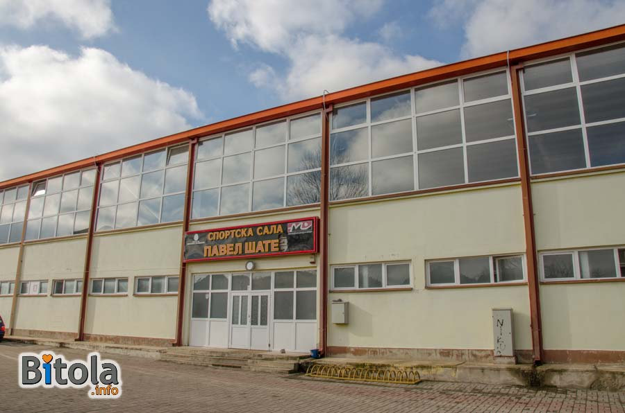 You are currently viewing Pavel Shatev – Sports hall