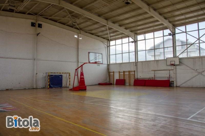Pavel Shatev sports hall - Bitola