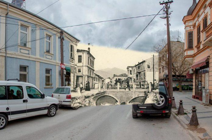 Камен мост Битола - некогаш и денес