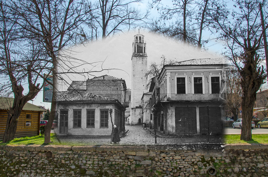 Read more about the article Pekmez Bazaar and Clock Tower in Bitola during the First World War