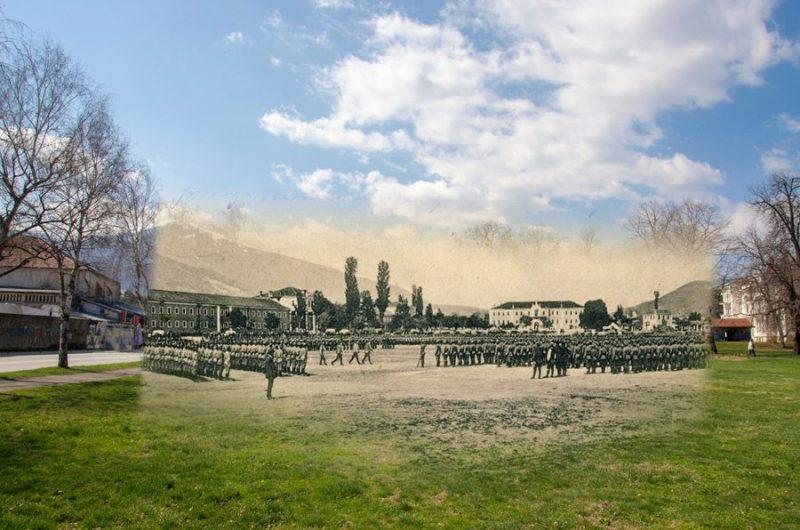 Српска војска во Битола за време на Балканските војни - Битола некогаш и денес