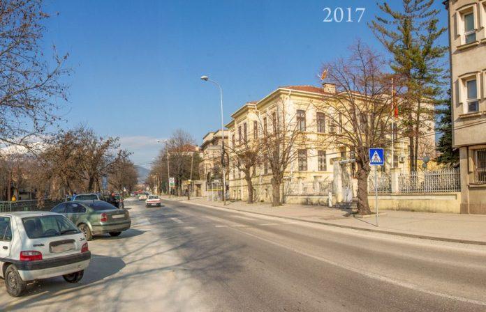 Булевар 1-ви Мај Битола - 2017 година