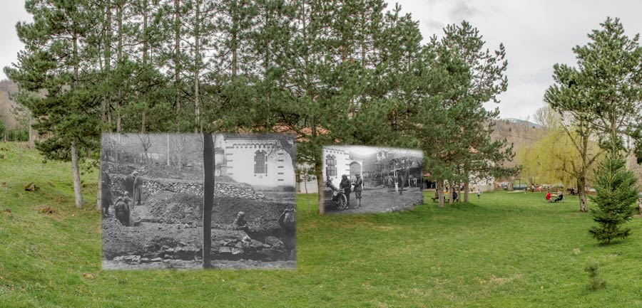 Read more about the article Krstoar Monastery near Bitola – then and now