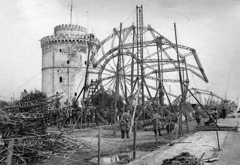 Read more about the article Цепелини над Македонија за време на Првата светска војна
