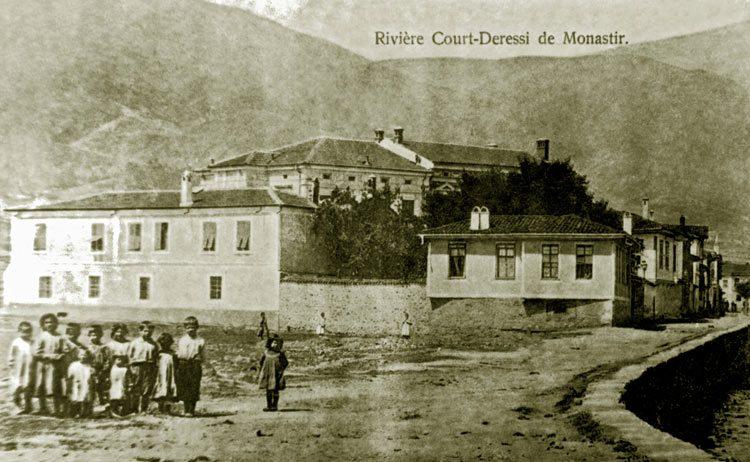 Реката Курдерес - Битола, за време на Првата светска војна