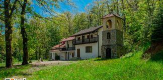 Манастир Св. Илија, Ротино