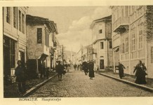 Bitola during ww1