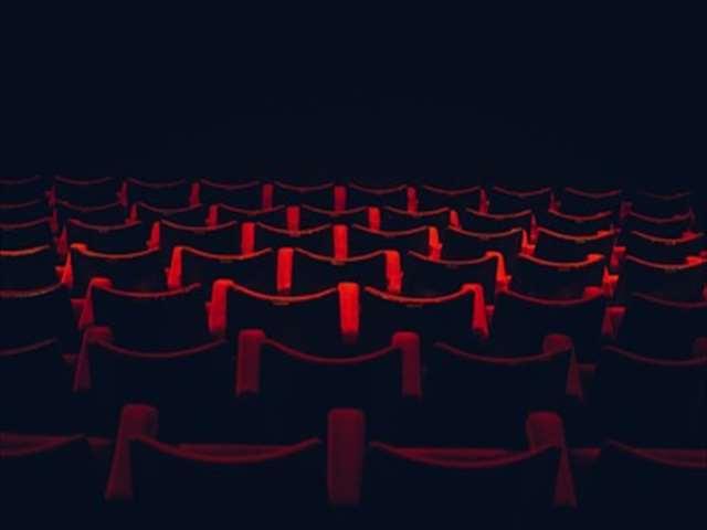 映画館のイス