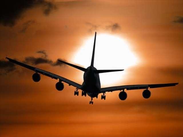遠距離飛行