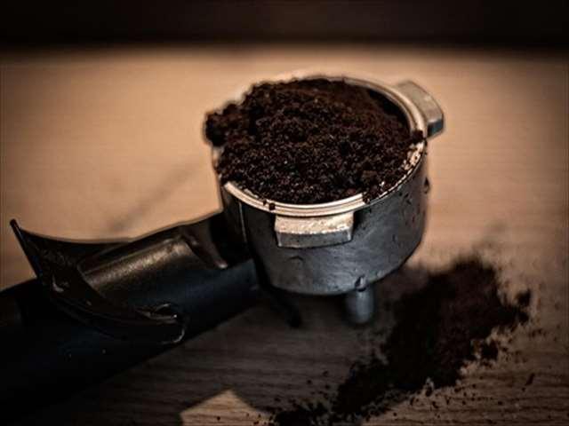 コーヒー消臭法