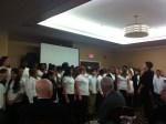 Bennie Dover Jackson Middle School Choir