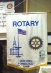 Newtown Rotary Club Banner