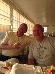 John Hall and Rick Bassett