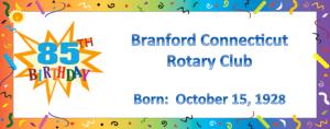 Happy Birthday Branford