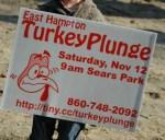 East Hampton Turkey Plunge