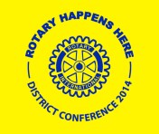 Rotary Happens Here