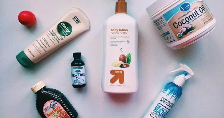Winter Skin & Hair Care Favorites