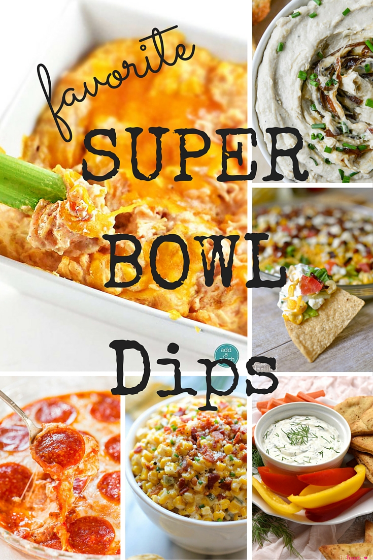 Favorite Super Bowl Recipes!