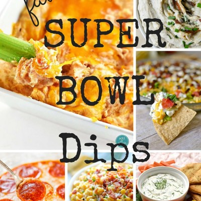 Favorite Super Bowl Recipes!
