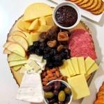 Thanksgiving Cheeseboard Appetizer