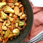 simple chicken stir fry