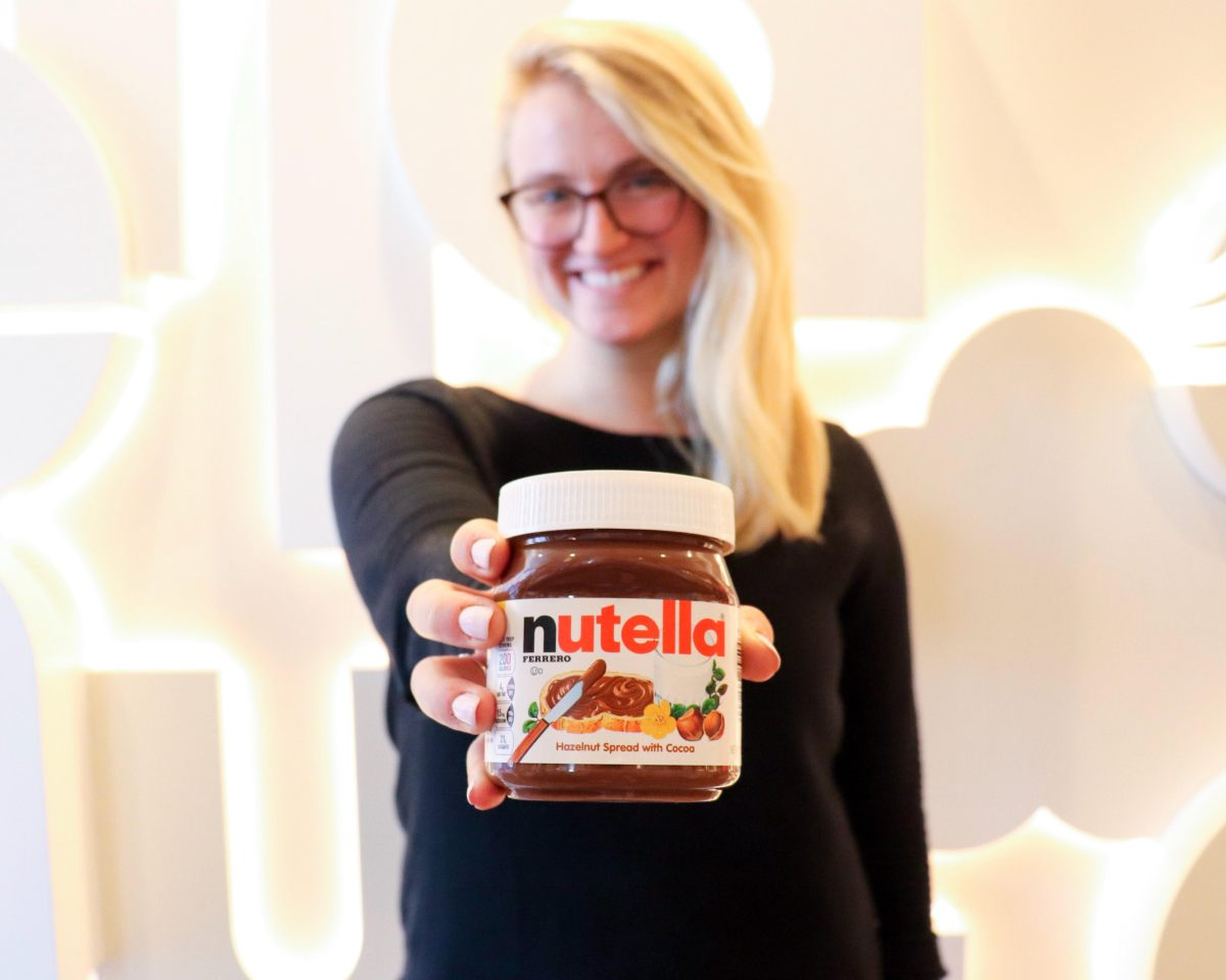 Nutella Cafe Review