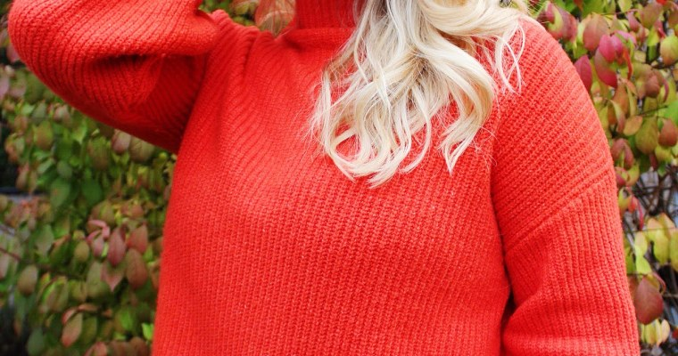 Statement Sleeve Sweaters