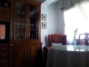 Interior of Spanish apartment