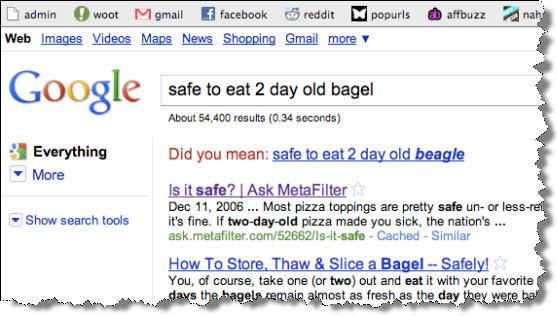 Eat a beagle