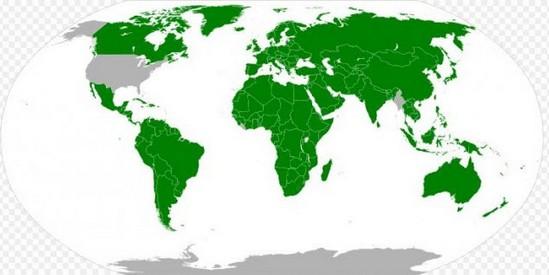 Metric map