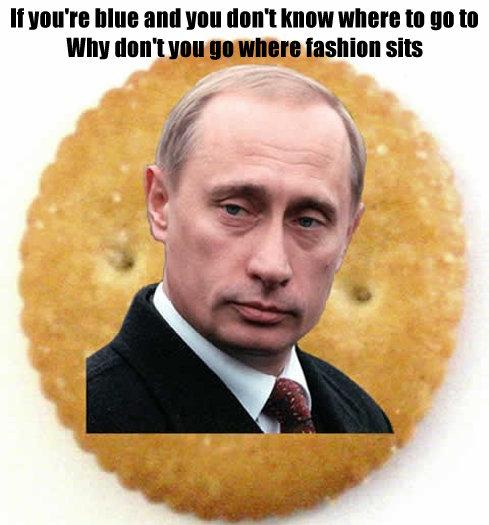 Putin ritz