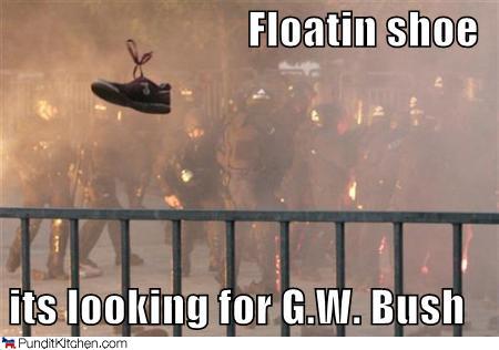Floating shoe
