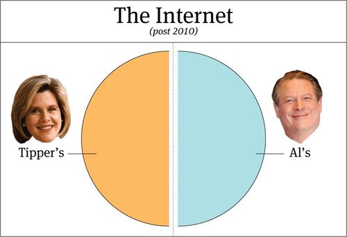 Gore's internet