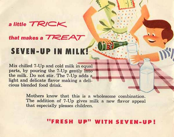 Seven-up-in-milk